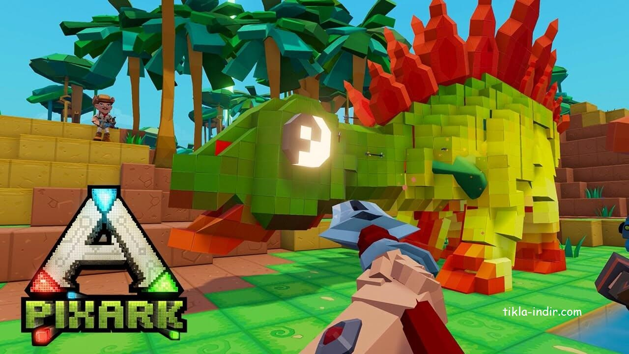 PixARK Full PC + Torrent İndir v1.58