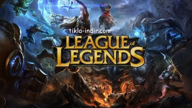 League of Legends Full İndir