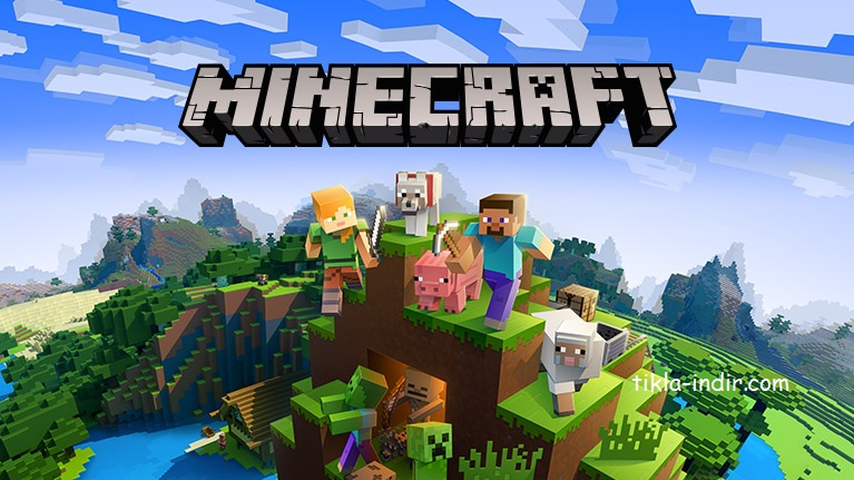Photo of Minecraft v.1.13.1 Full Oyun İndir