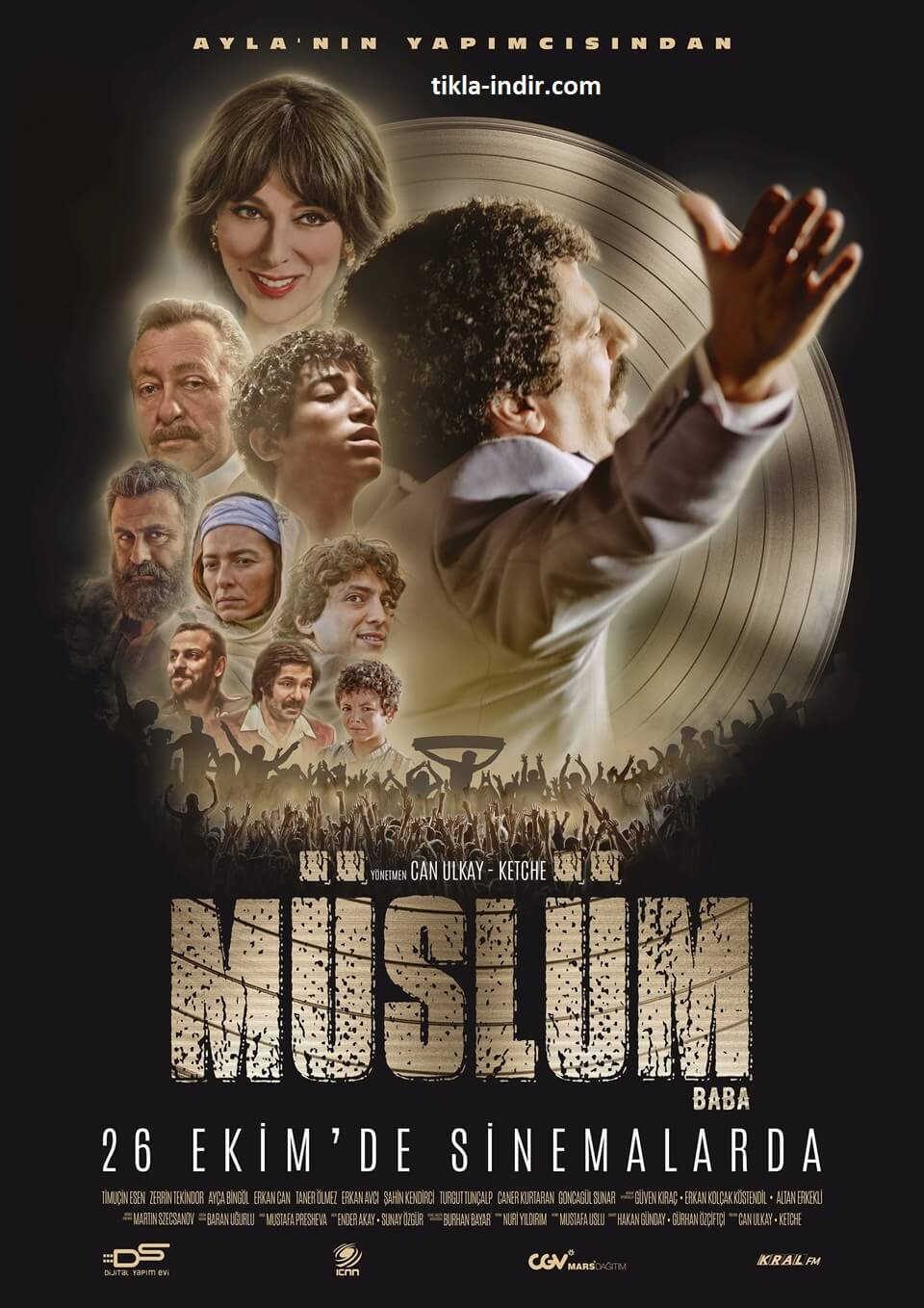 Photo of Müslüm Filmi Full HD Tek Link İndir