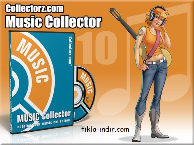 Photo of Collectorz Music Collector Full İndir v19.2.1