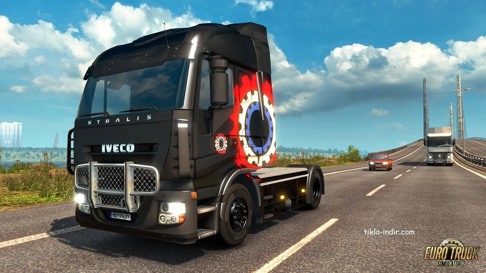 Euro Truck Simulatör 2 v1.34.0.34 Full PC + Torrent İndir