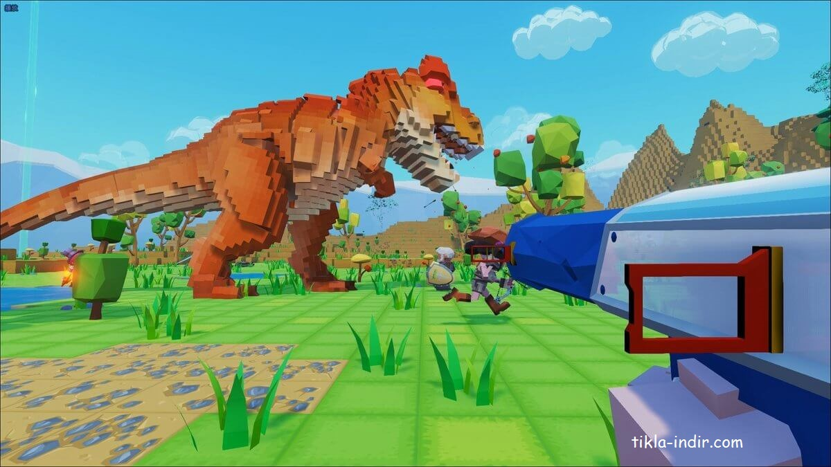 PixARK Full PC + Torrent İndir v1.54