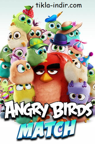 Photo of Angry Birds Match Full APK İndir – Para Hileli v2.6.0