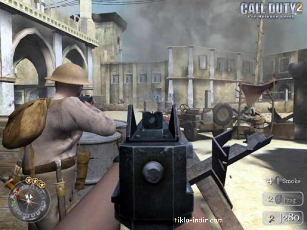 Call Of Duty 2 Full PC + Torrent İndir