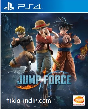 Jump Force v1.09 Full PC + Torrent İndir