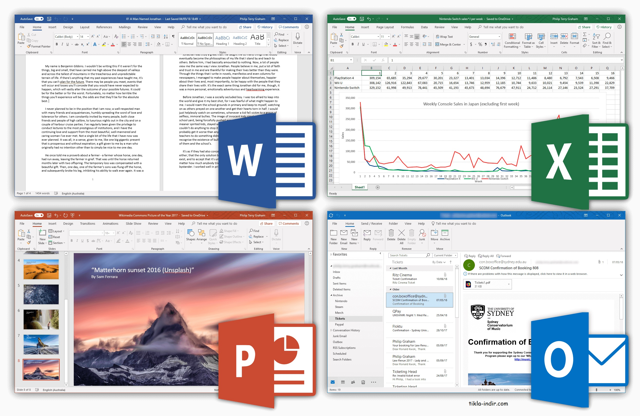 Microsoft Office 2019 v16.21 Full İndir