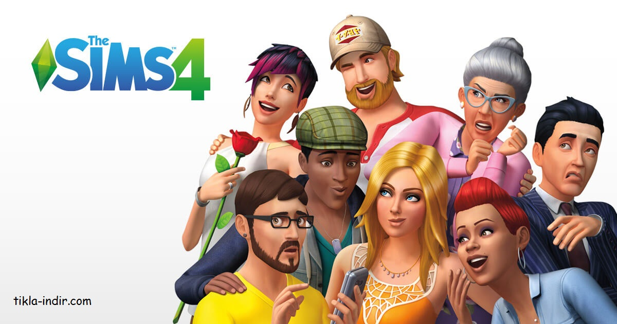 The Sims 4 Full PC + Torrent İndir v1.51.77.1020