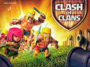 android oyun club clash of clans hile son surum