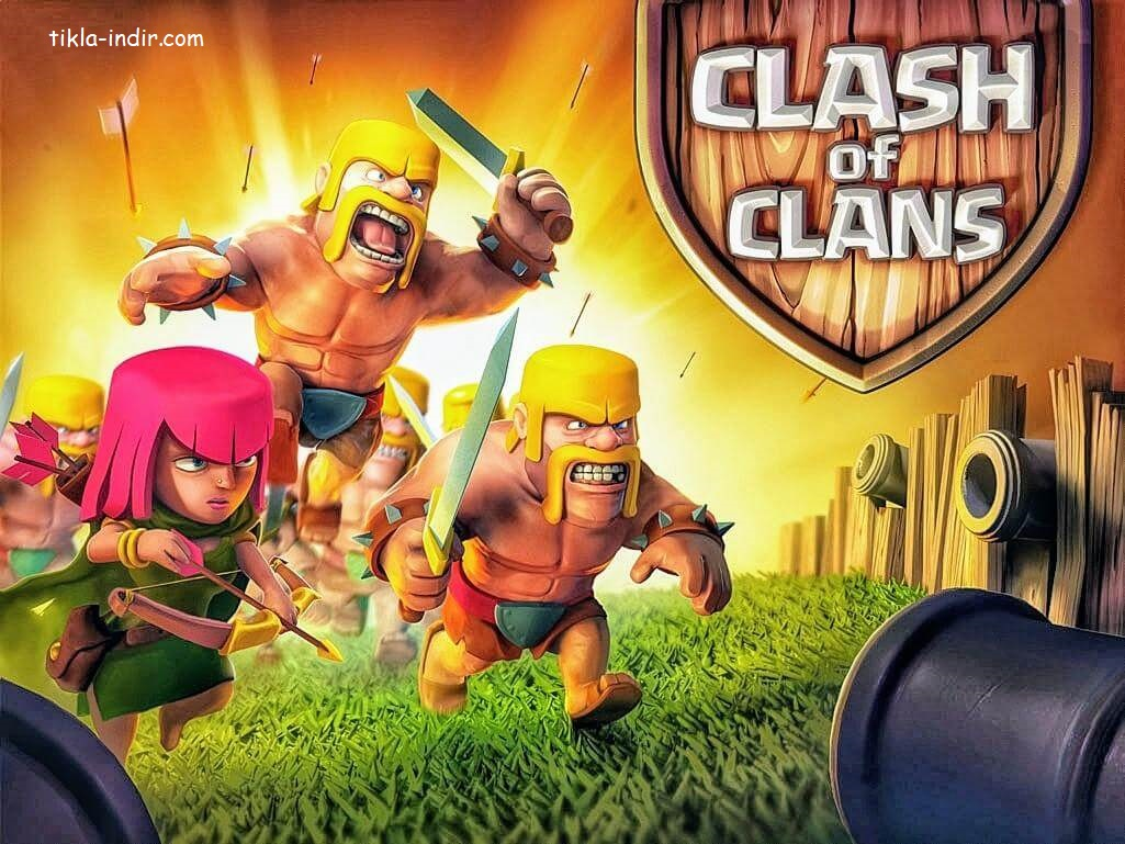 Photo of Clash Of Clans Full APK İndir – Hileli Mod