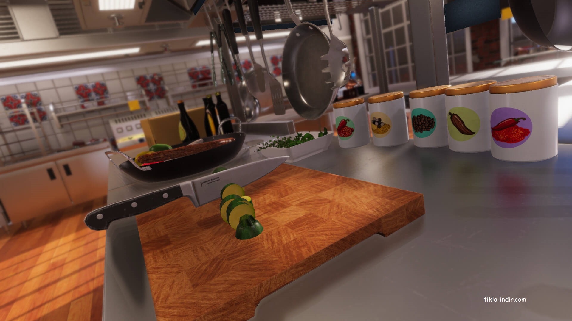 Cooking Simulator v1.2.3.12900 Full PC + Torrent İndir