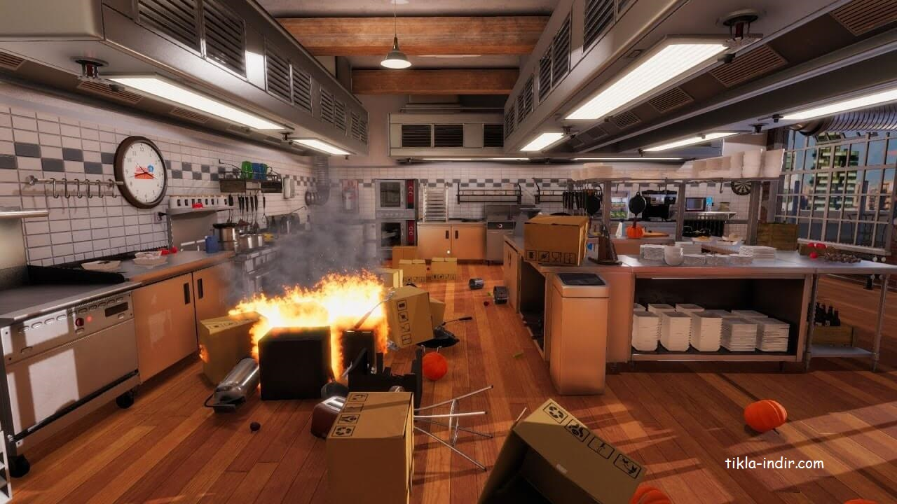 Cooking Simulator v1.3.2.13661 Full PC + Torrent İndir