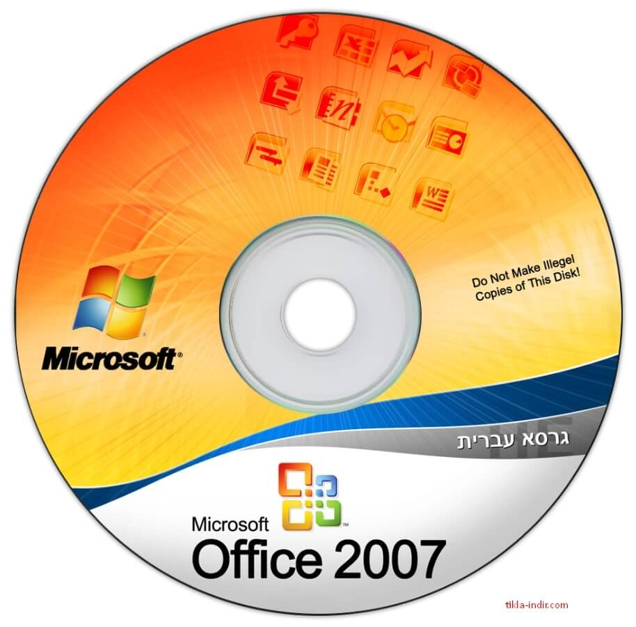 Office 2007 Full Lisanslı İndir