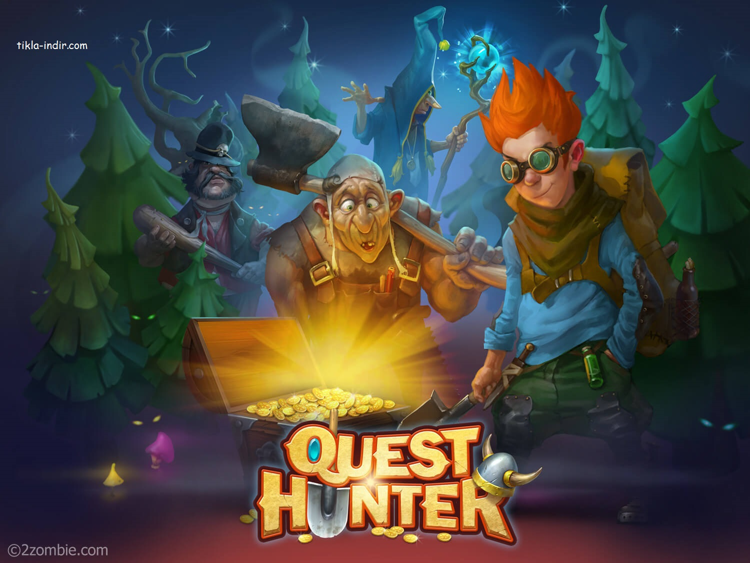 Quest Hunter Full Oyun İndir