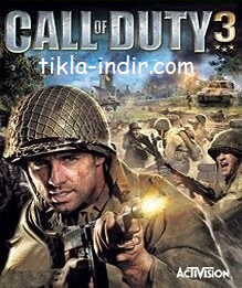 Call Of Duty 3 Full PC + Torrent İndir