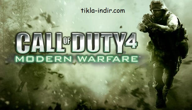 Call Of Duty 4 Modern Warfare Full PC ve Torrent İndir