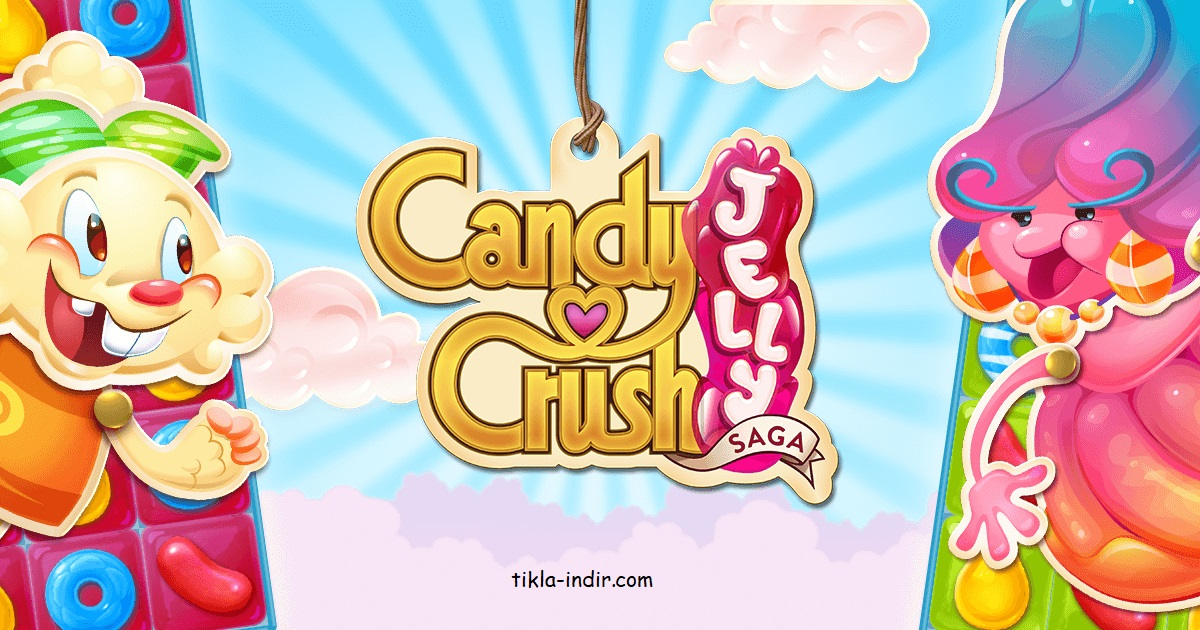 Photo of Candy Crush Jelly Saga Full APK İndir