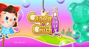 Candy Crush Soda Saga Hileli APK İndir