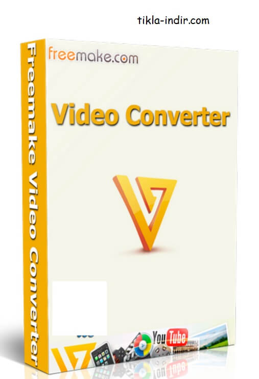 Freemake Video Converter Full İndir