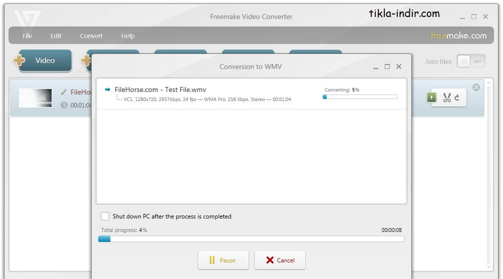 Freemake Video Converter v4.1.10.293 Full İndir