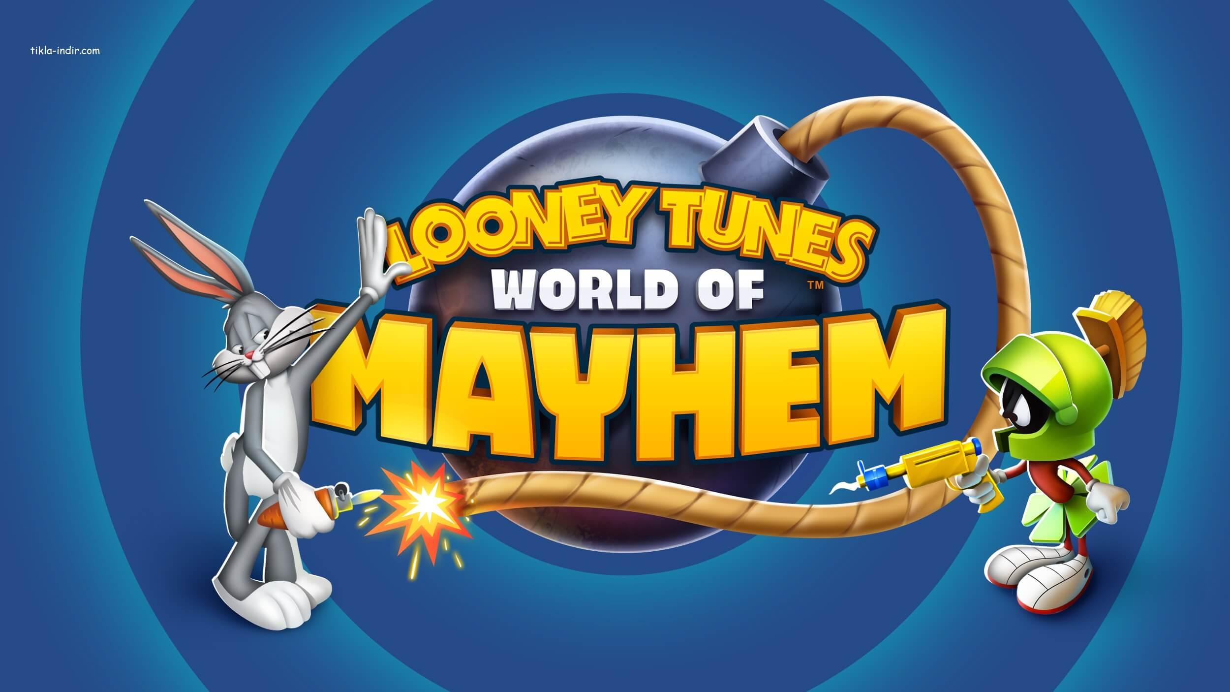 Looney Tunes World of Mayhem Full APK İndir