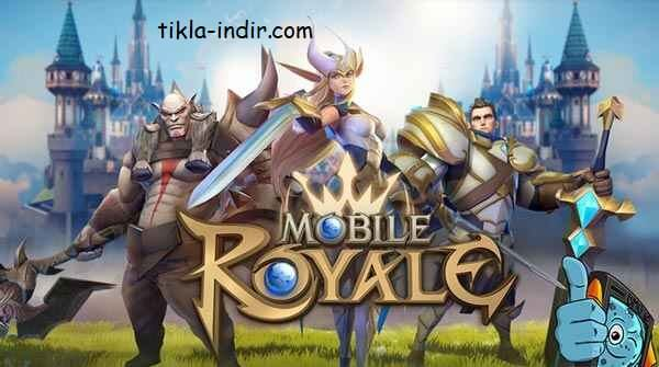 Photo of Mobile Royale Full APK İndir – Hasar Hileli