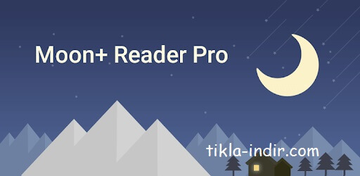 Moon+ Reader Pro Full APK İndir