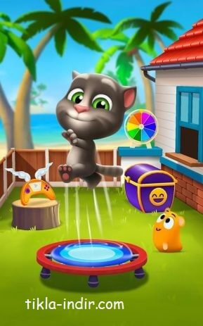 My Talking Tom 2 Full APK İndir – Para Hileli v1.4.2.514