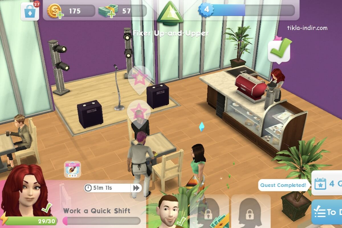 The Sims Mobile Full APK İndir v17.0.2.78246