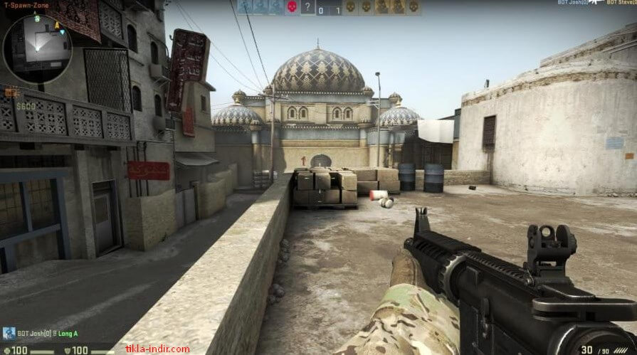CS GO: Counter Strike Global Offensive Full İndir