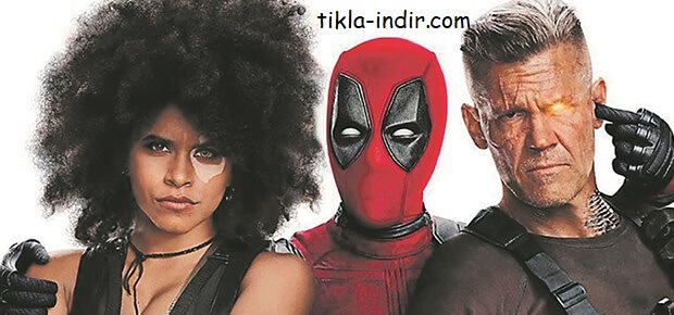 Deadpool 2 Full HD 1080p İndir