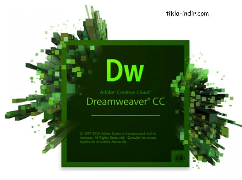 Adobe Dreamweaver CC Full İndir