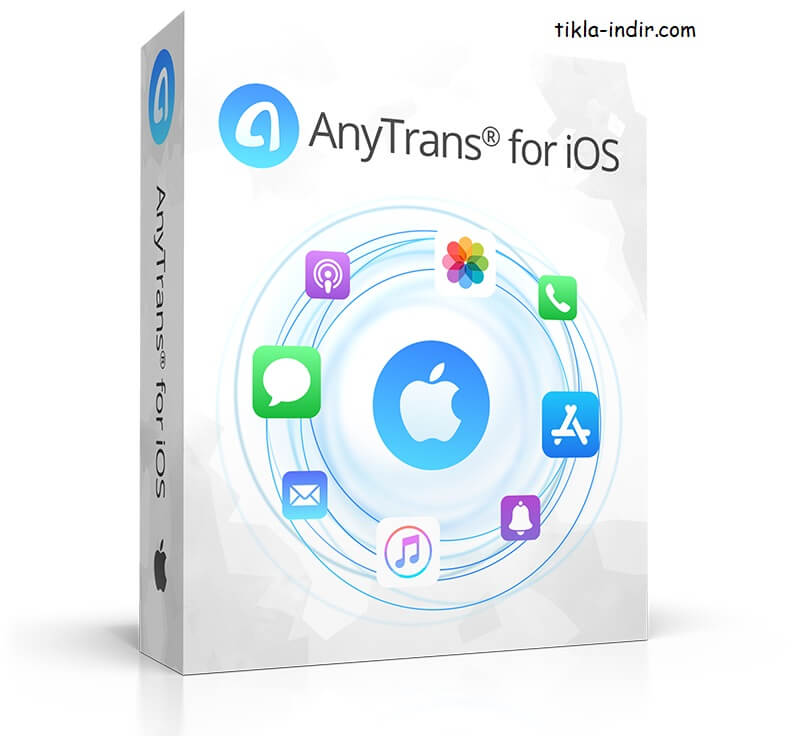 AnyTrans for İos Full İndir v7.6.0