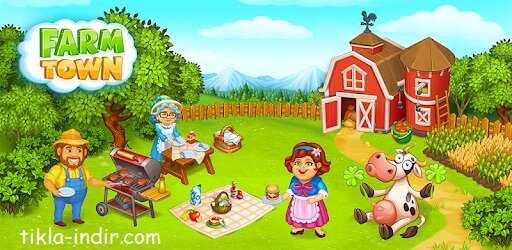 Çiftlik Farm Happy Day Full APK İndir