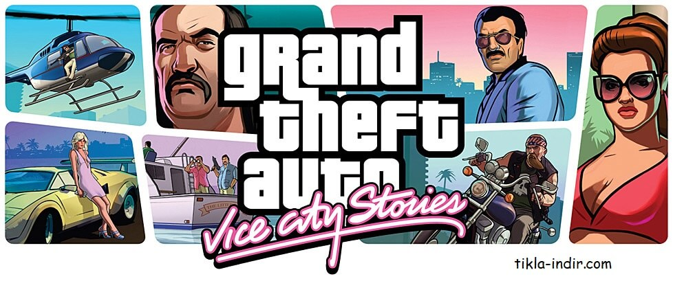 GTA Vice City Stories Full İndir