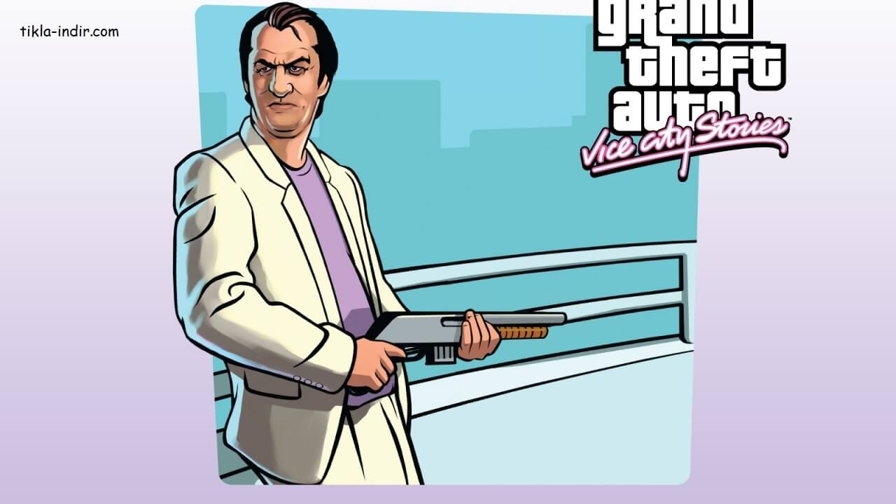 GTA Vice City Stories 2018 Full PC İndir