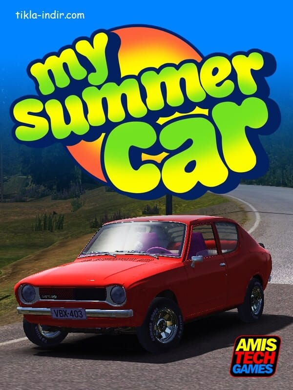 My Summer Car Full PC + Torrent İndir v23.01.2020