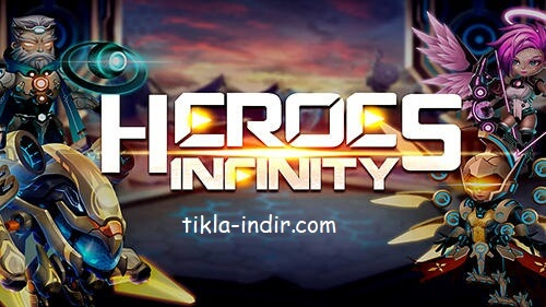 Photo of Heroes Infinity Full APK İndir – Para Hileli
