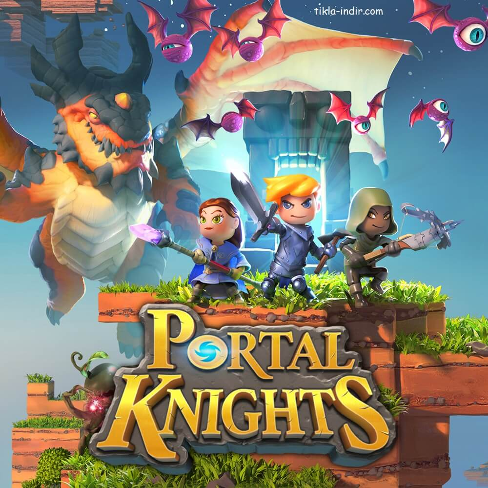 Photo of Portal Knights Full PC İndir v1.4.2