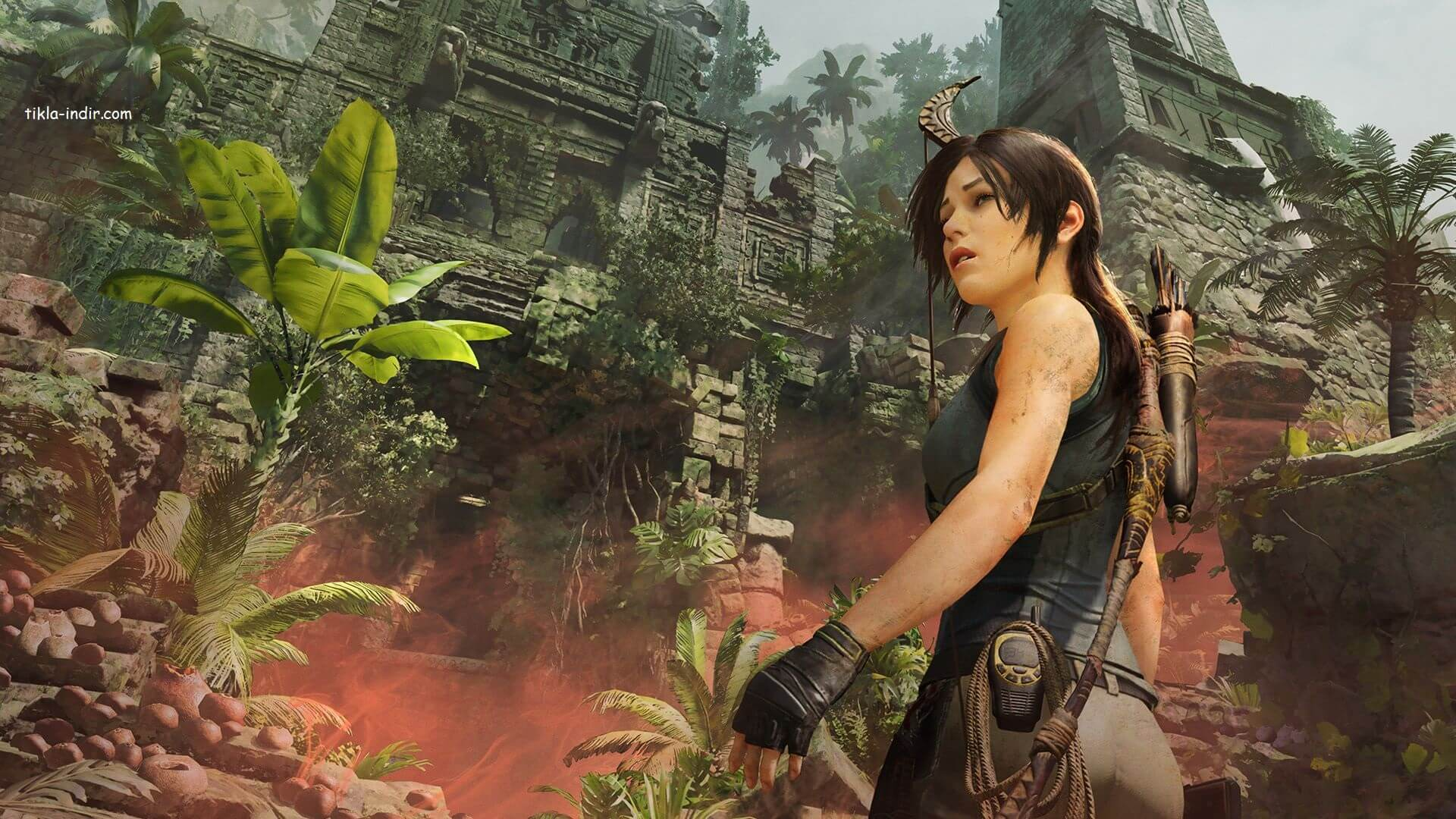 Shadow Of The Tomb Raider Türkçe Yama İndir