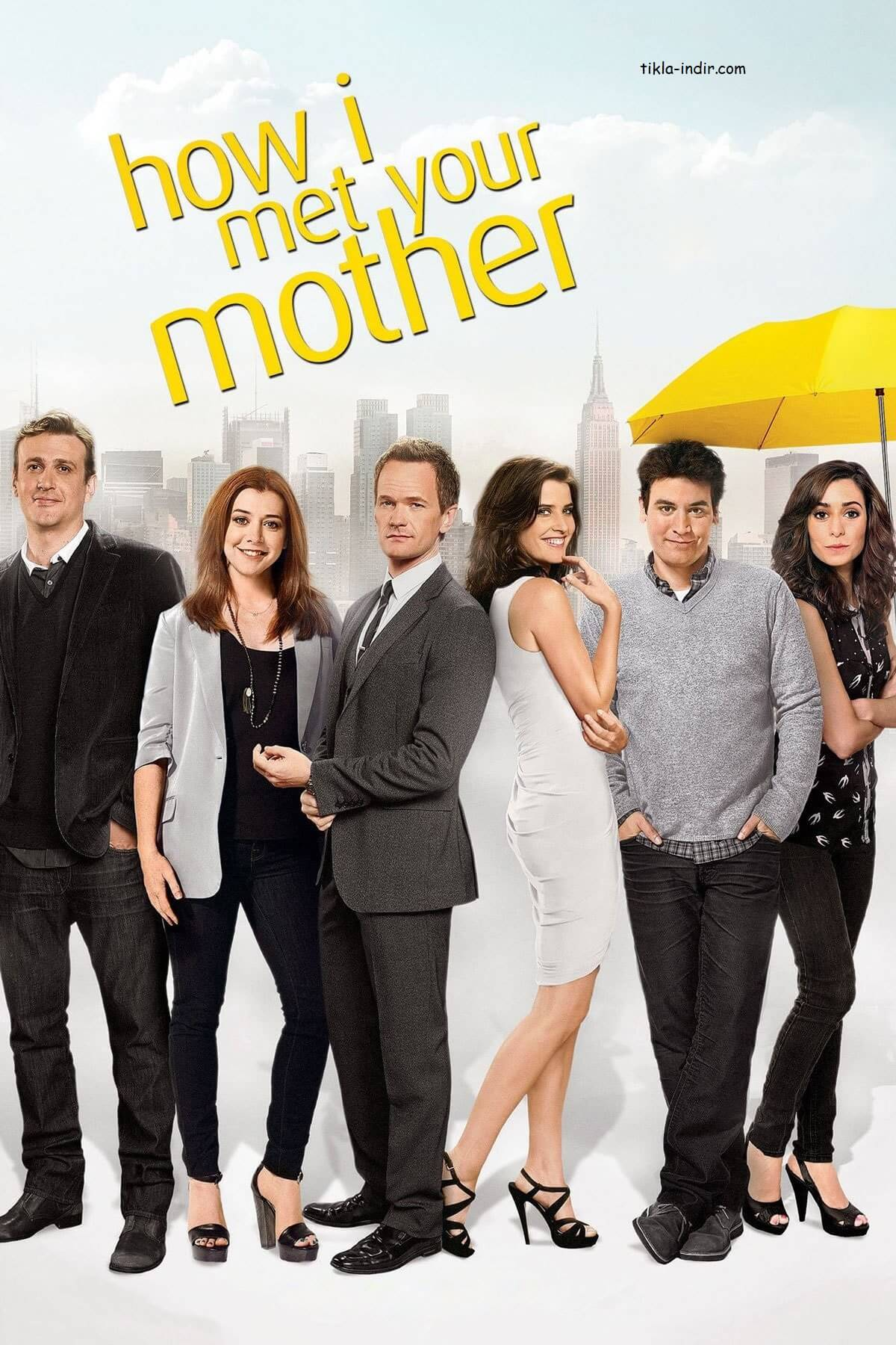 Photo of How I Met Your Mother Bütün Bölümler Full İndir
