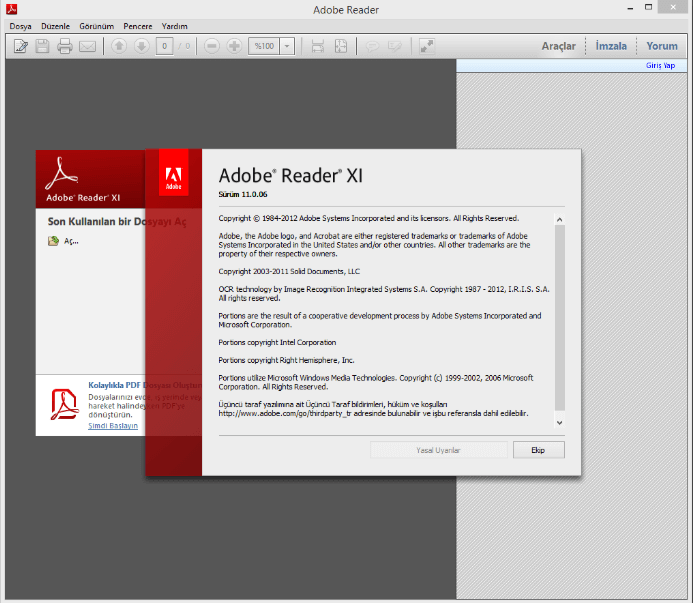 Photo of Adobe Reader XL Full İndir | 11.0.23 Final TR Katılımsız