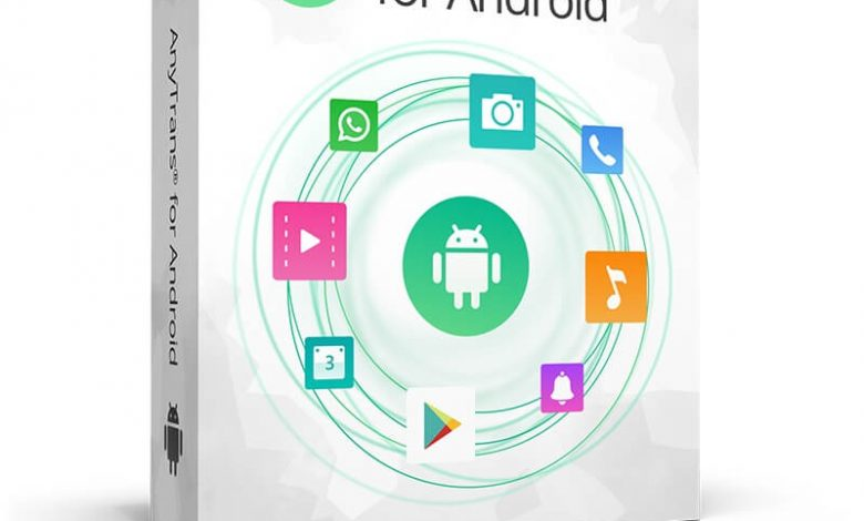 AnyTrans for Android Full İndir